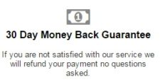 interserver money back guarantee